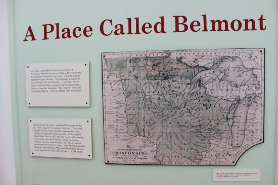 Belmont, WI: Wisconsin's First Capitol