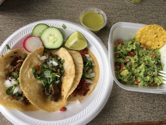 Rodanthe, Carolina do Norte: Great tacos!!
