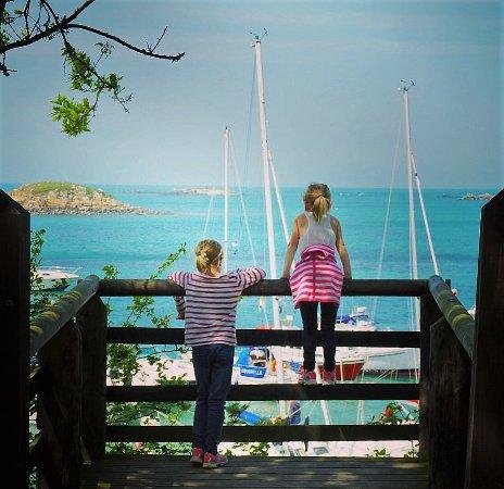 St. Pierre du Bois, UK: Herm Island Day trip - a must