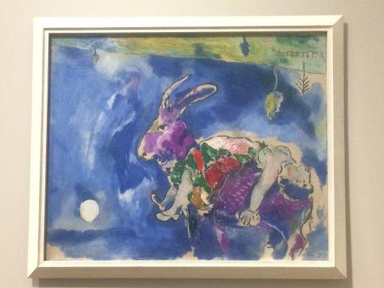 Tableau De Chagall Photo De Le Fonds Helene Et Edouard Leclerc Pour La Culture Landerneau Tripadvisor