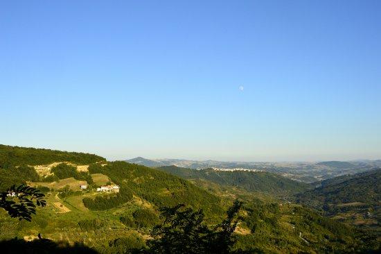 Molise, Italia: panorama dalla Ripa