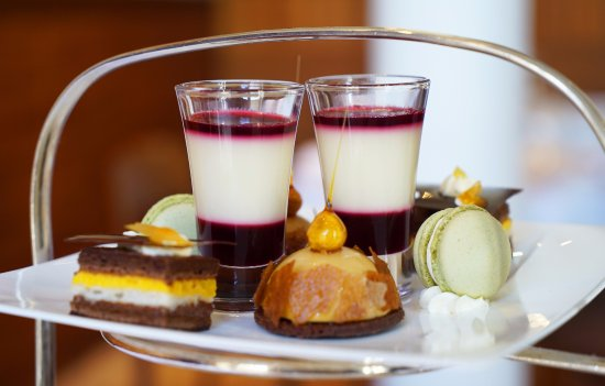 Cotswold House Hotel & Spa: Full Afternoon Tea