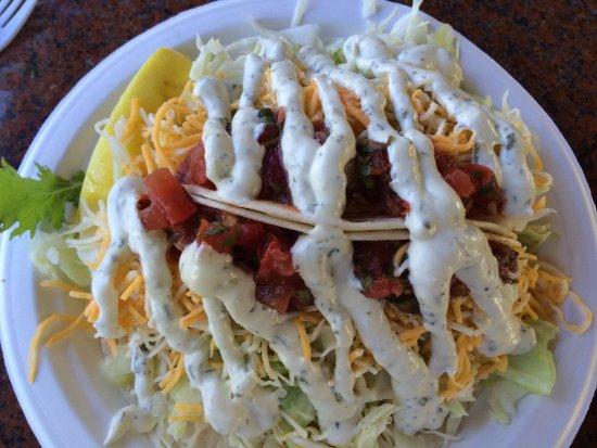 Kilauea Fish Market: Fresh fish tacos= yum!