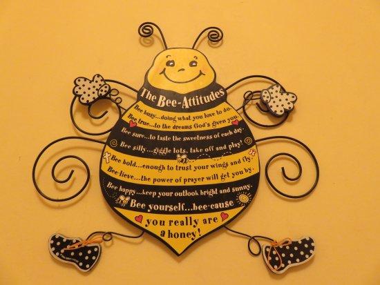 Martinsville, IN: The Bee-Attitudes