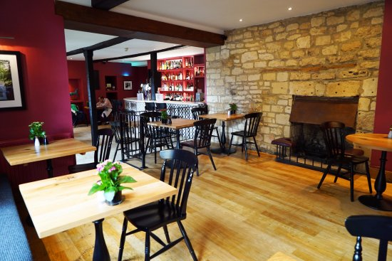 Cotswold House Hotel & Spa: Bistro on the Square