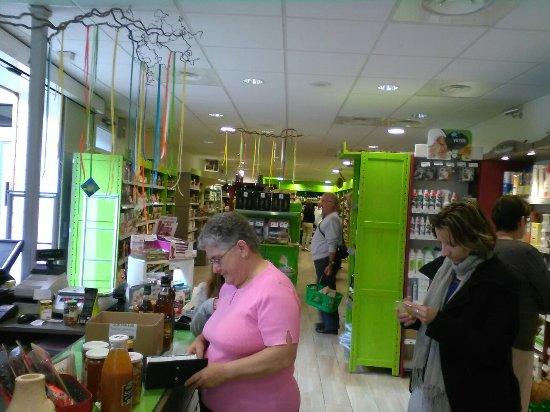 Chatillon-sur-Indre, France: Huilerie Vigean