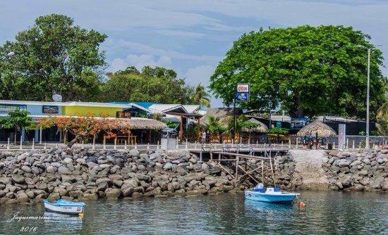 Province of Puntarenas, Costa Rica: Isla Cocos frente al estero de Puntarenas..!