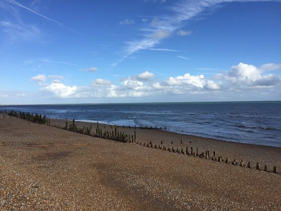 Pett Level Beach