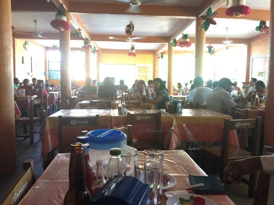 Juchitan, เม็กซิโก: La Tequita