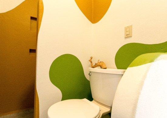 Las Salinas, นิการากัว: Private bath