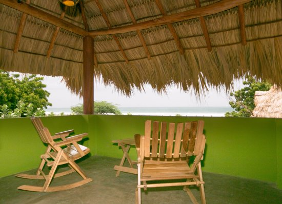Las Salinas, Nicaragua: Watch the waves on your private roof top terrace
