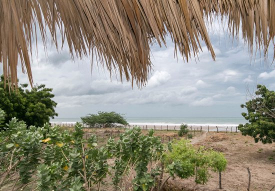 Las Salinas, Nicaragua: Views from the terrace