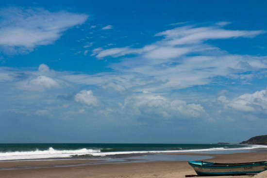 Las Salinas, Nicaragua: Get a boat, go fishing right upfront