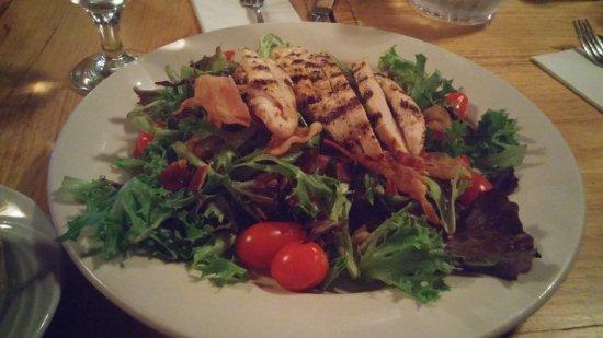 Windham, estado de Nueva York: Grilled Chicke Salad