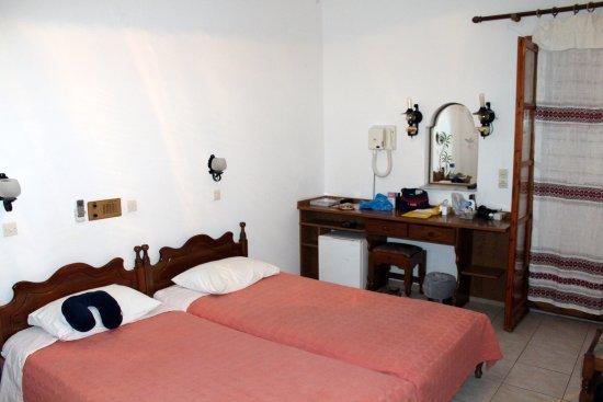 Armonia Hotel: simpel maar schoon met koelkast