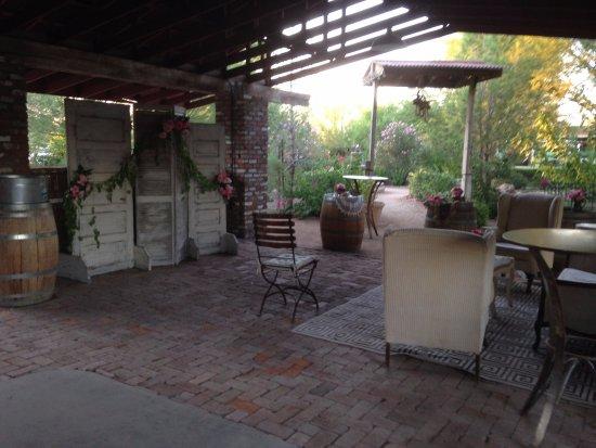 Florence, AZ: Windmill winery