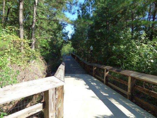 Cayce, Carolina del Sur: walkway