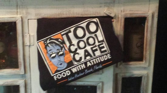 Indian Harbour Beach, FL: Too Cool Cafe