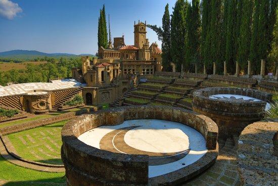 Montegabbione, Italy: La Scarzuola