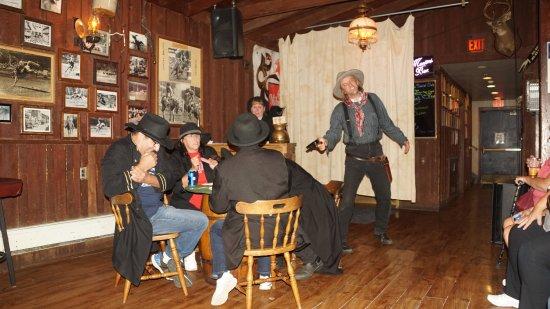 Saloon #10: Wild Bill gets shot