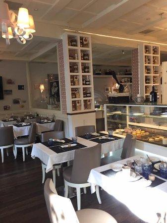Starling Residence Geneve: Breakfast area