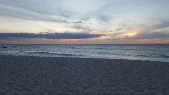 Manini'owali Beach (Kua Bay): Sunset