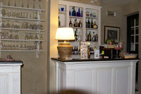 Hotel Ter Brughe: Bar