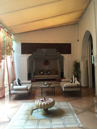 Riad Charai: Love this place...beautiful surroundings and yummy food!