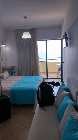 Hotel Medusa: Clean and comfortable room