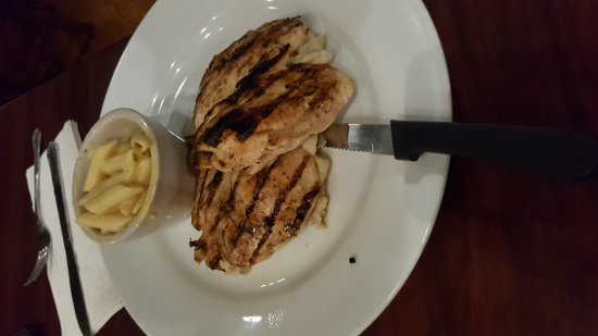 Eustis, FL: Signature 1884 Grilled Pork dish and Griiled Chicken
