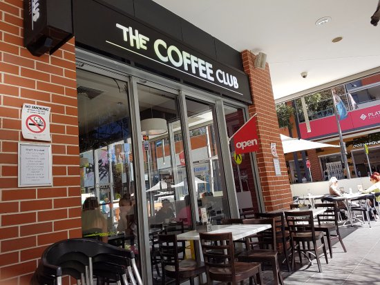 Kaffee Club Blacktown