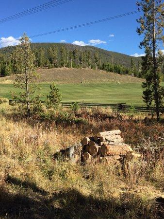 Swan Mountain Resort: Fall at Swan Mountain (1121) 2016