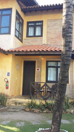 Pousada Marambaia Do Porto: Habitacion