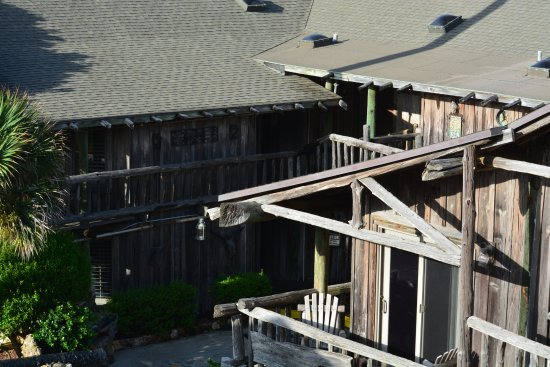 Driftwood Resort: View of some of the other buildings on the property