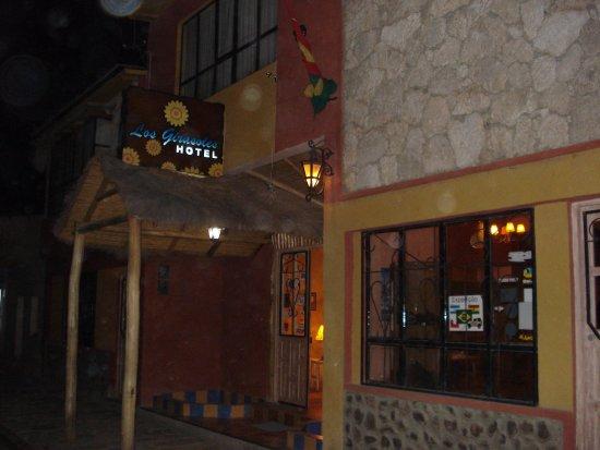 Los Girasoles Hotel - Uyuni - Bolivia