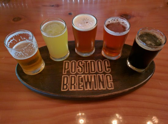 Postdoc Brewing Company
