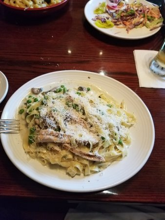 Carrabba's Italian Grill: Good pasta day