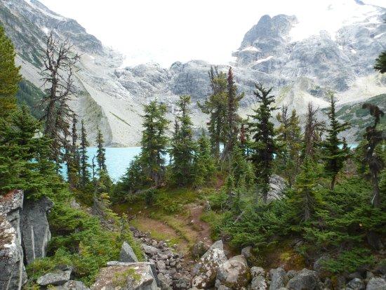เพมเบอร์ตัน, แคนาดา: The nature at the upper lake