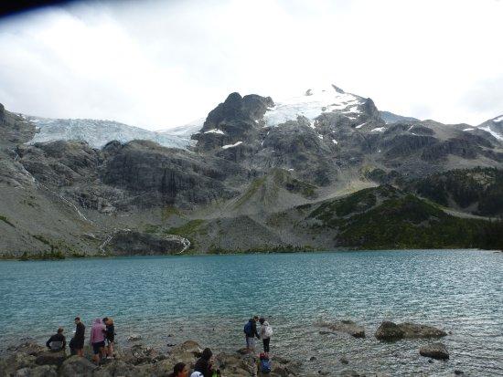 Pemberton, Канада: The upper lake