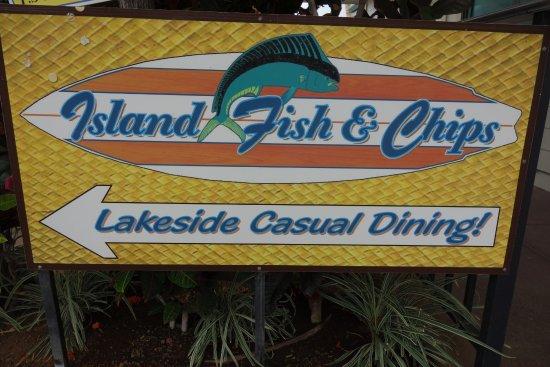 Island Fish & Chips Foto