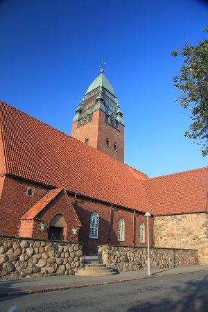 Masthuggskyrkan: exterior