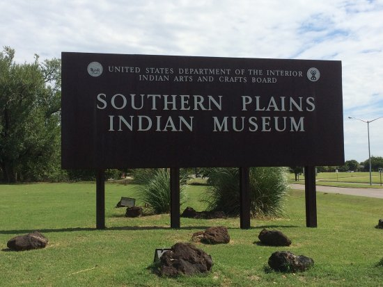 Southern Plains Indian Museum