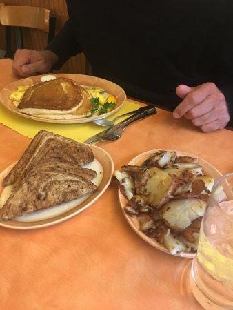 The Original Waffle Shop: Big Flavor