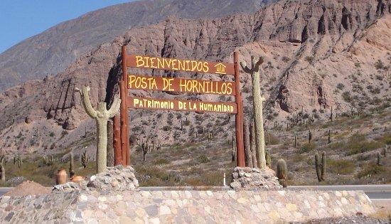 Posta de Hornillos