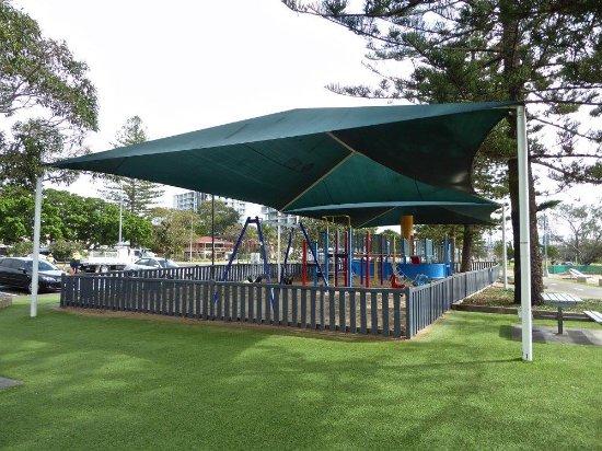 Harley Park: Covered Playground