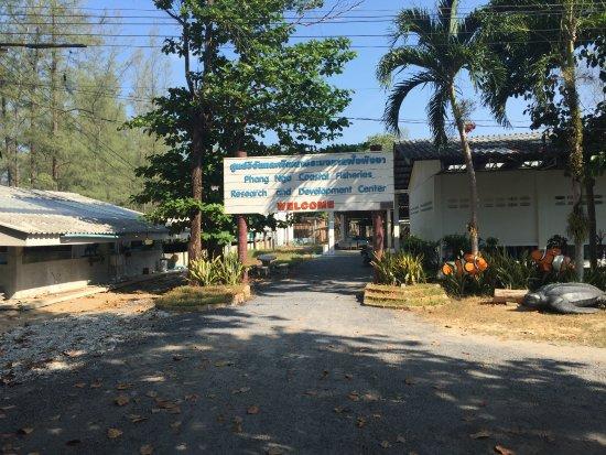 JC Tours: Phang Nga Coastal Research Centre