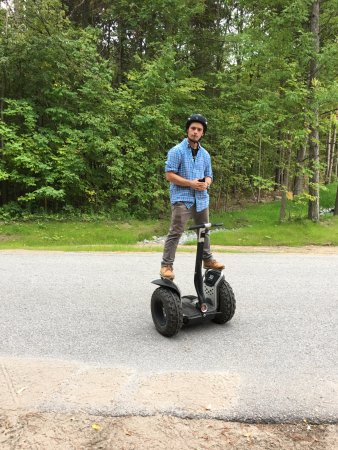 Barrie, Kanada: Max, great tour guide