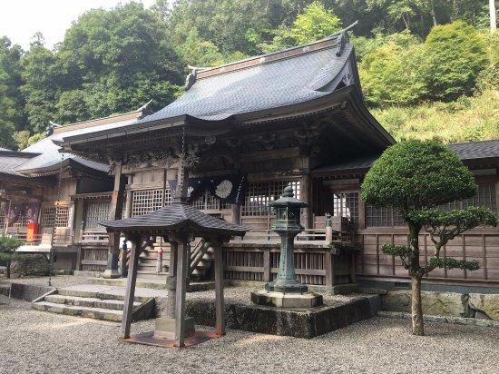 Kamiyama-cho, ญี่ปุ่น: 焼山寺本堂