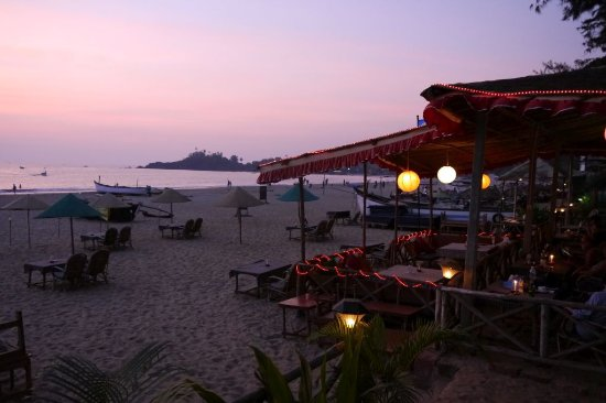 Sea Front Beach Huts