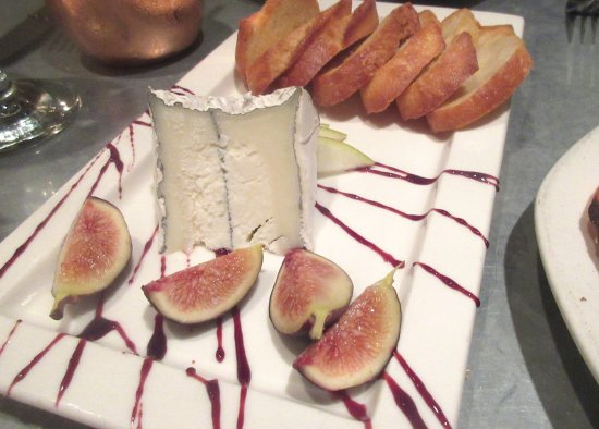 Revival Bar+Kitchen: Cheese and Figs, Revival Bar & Kitchen, Berkeley, Ca